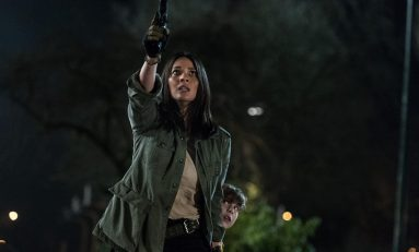 Olivia Munn Talks Health Science and The Predator