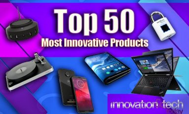 Innovation & Tech Today's Top 50 Products of 2018