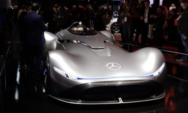 6 Futuristic Car Tech Initiatives Revealed This Year at CES