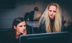 New Report Shows Women Are Being Left Behind in the Tech Sector