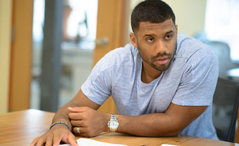 TraceMe and Entrepreneurship: Russell Wilson Talks Tech