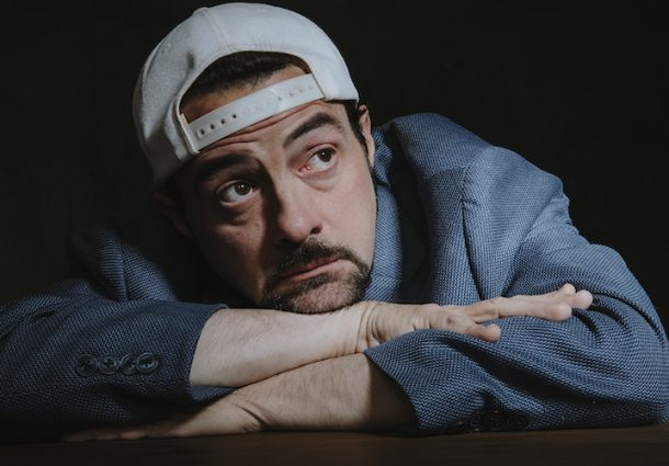Kevin Smith Breaks Down His Diverse Career, From Podcasting to Crowd-Funded TV Shows