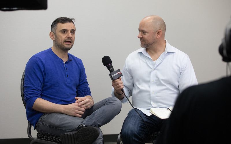 Gary Vaynerchuk Shares His Thoughts on Blockchain & Bitcoin