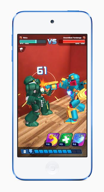 apple's new ipod