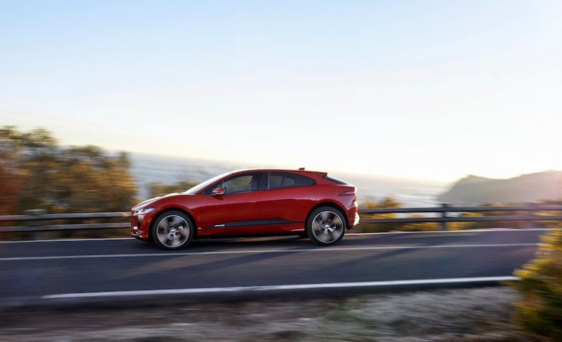 Behind the Scenes with the I-Pace, Jaguar's First Electric Vehicle