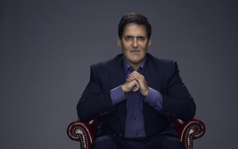 Mark Cuban Discusses His Diverse Portfolio, and How He Built It
