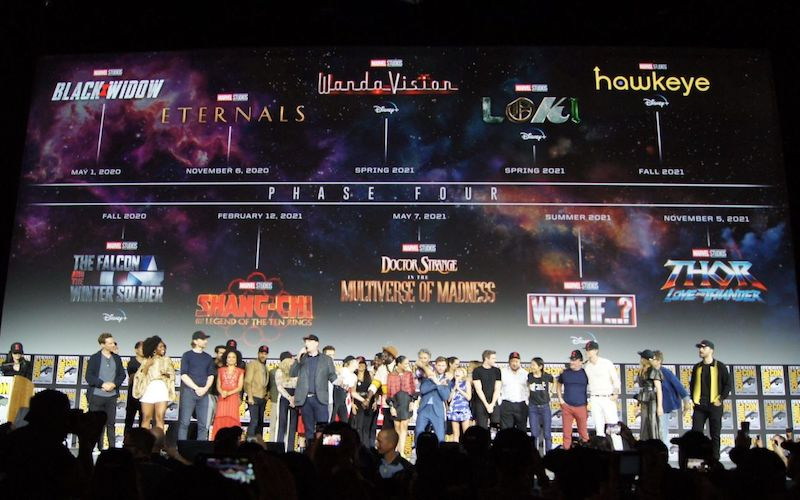 Phase 4: What's Next for the Marvel Cinematic Universe?