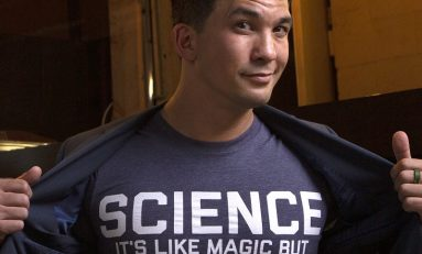Jason Latimer's Most Scientific Magic Trick