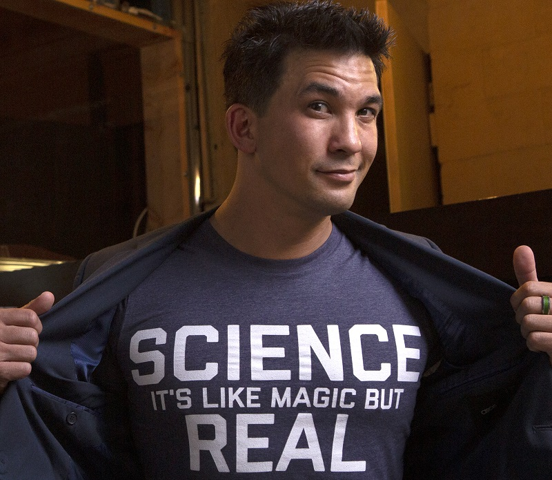 Jason Latimer's Most Scientific Magic Trick