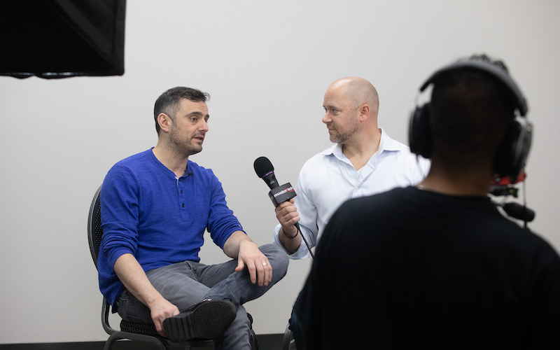 Gary Vaynerchuk Discusses Cybersecurity & Privacy