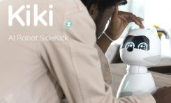 Meet Kiki, Your New AI-Powered Pet