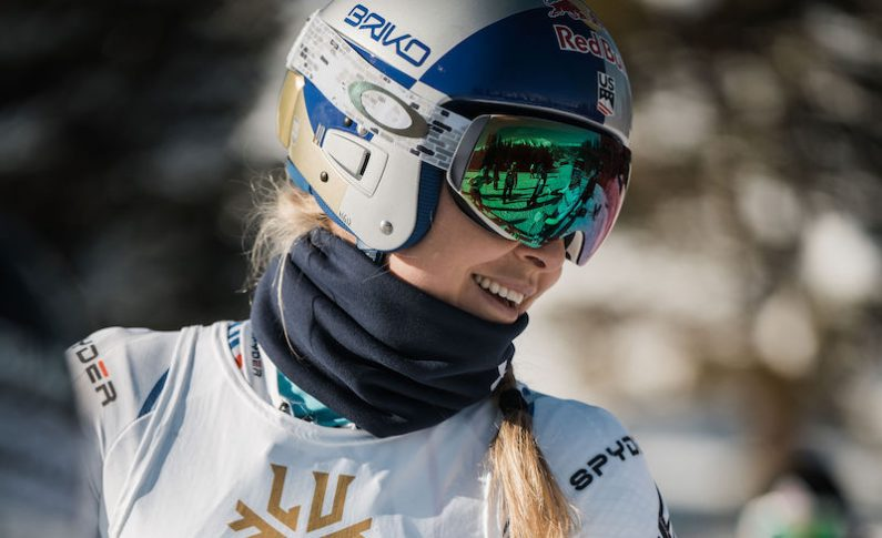 Lindsey Vonn's Incredible Climb and View from the Top