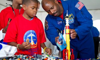 Astronaut Leland Melvin Will Teach Your Child All About Space via Livestream