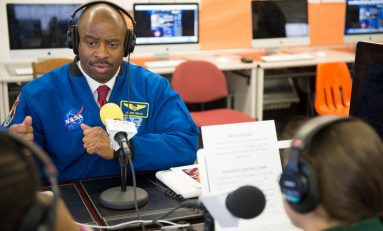 Former NASA Astronaut Leland Melvin on Prepping the Next Generation for Mars
