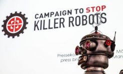 One Woman's Battle to Stop a Killer Robot Army from Inciting an International Arms Race