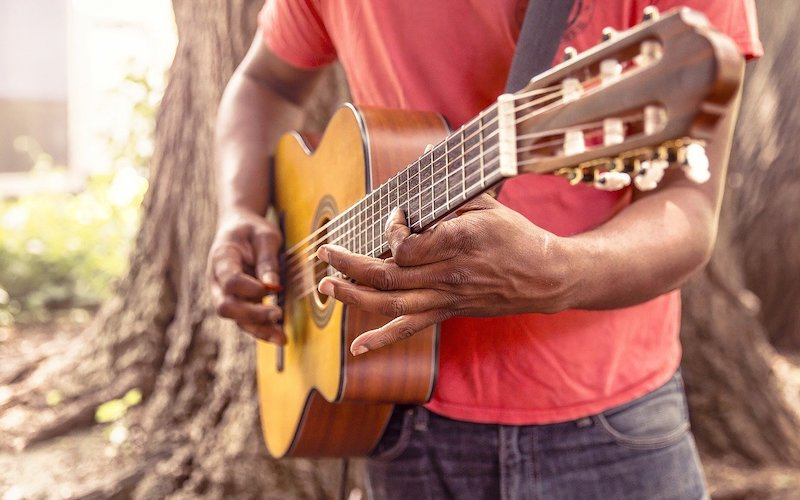 Smart Guitar? Check Out Fishman's TriplePlay Connect
