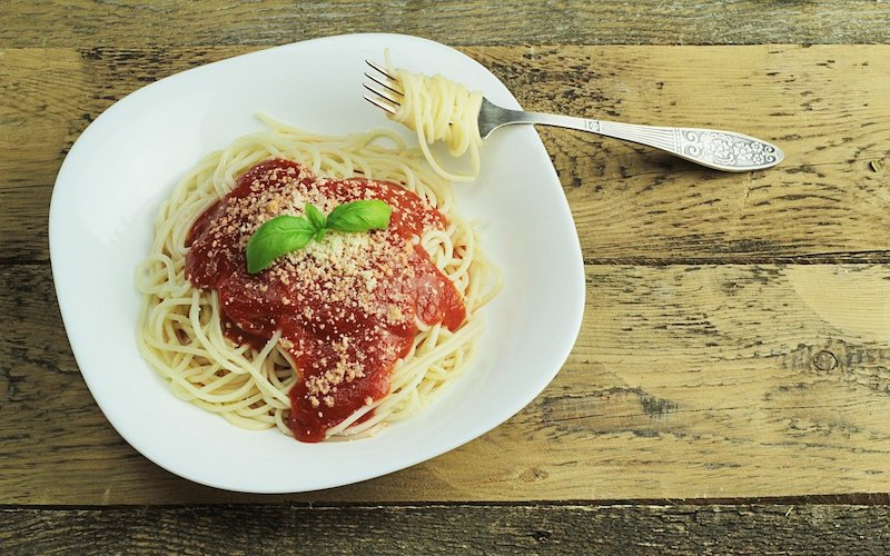Quick Bytes: Spaghetti Aliens, Candy Wrappers, and Rebellious Teens