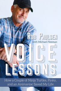 Voice Lessons by Rob Paulsen