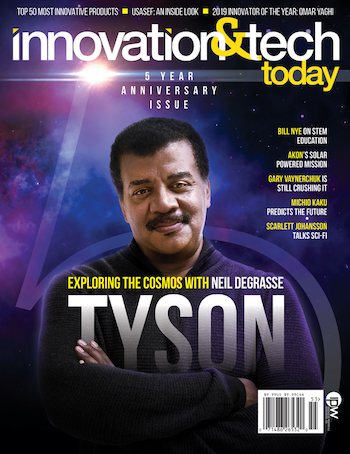neil degrasse tyson 5-year anniversary of Innovation & Tech Today