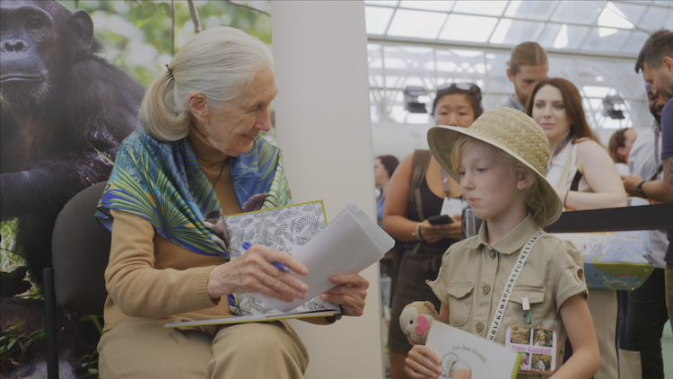 jane goodall the hope national geographic