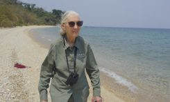Wisdom and Hope from Jane Goodall on Earth Day