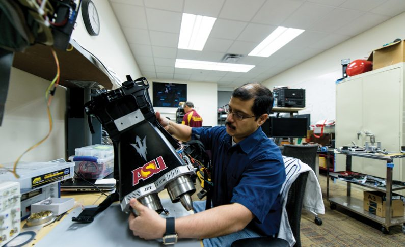 Finding the Perfect Fit: Innovation Zones at ASU