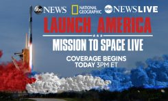 Historic Launch Delayed Due to Bad Weather