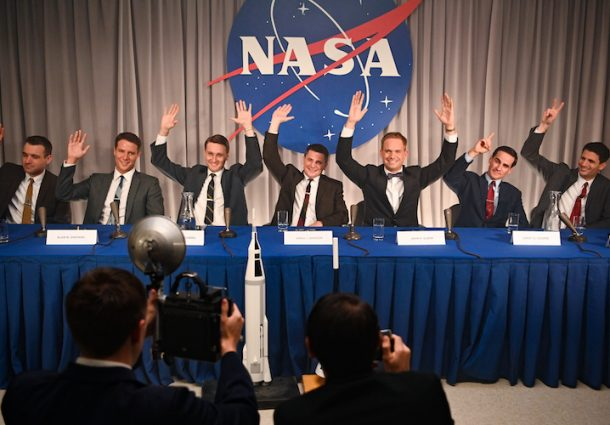 """National Geographic's """"The Right Stuff"""" to Premiere on Disney+ This Fall"""