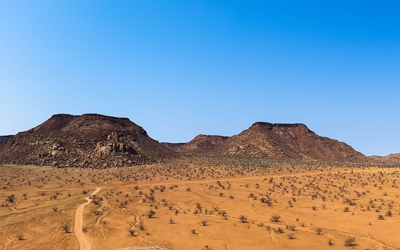 """Africa"" by Toto Plays on Repeat in the Namib Desert: Do You Need to Ask Why?"