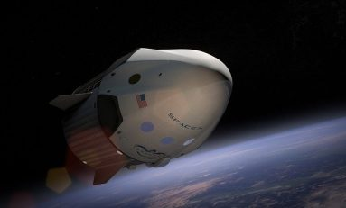 Godspeed Crew Dragon; NASA and SpaceX Begin New Journey