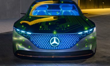Mercedes and Nvidia Partner on Self-Driving Cars