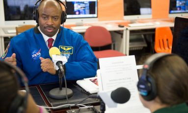 Leland Melvin's Newest Mission