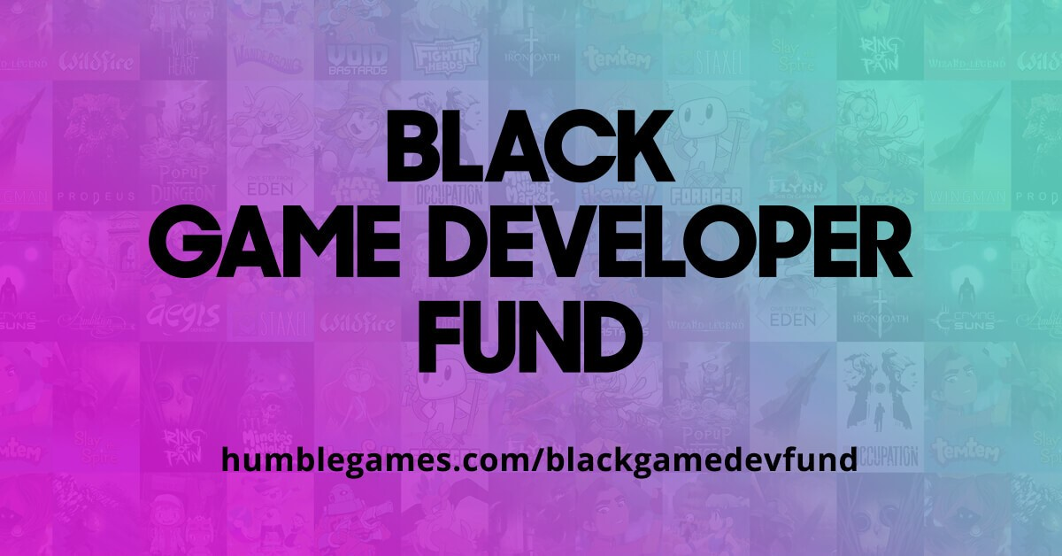 Humble Bundle Opens Applications for Annual $1 Million Fund to Support Black Game Developers