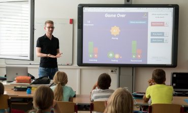 The Little Red Schoolhouse Goes Hi-Tech