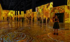 Immersive Van Gogh Exhibit in Toronto Offers Unique Drive-In Experience