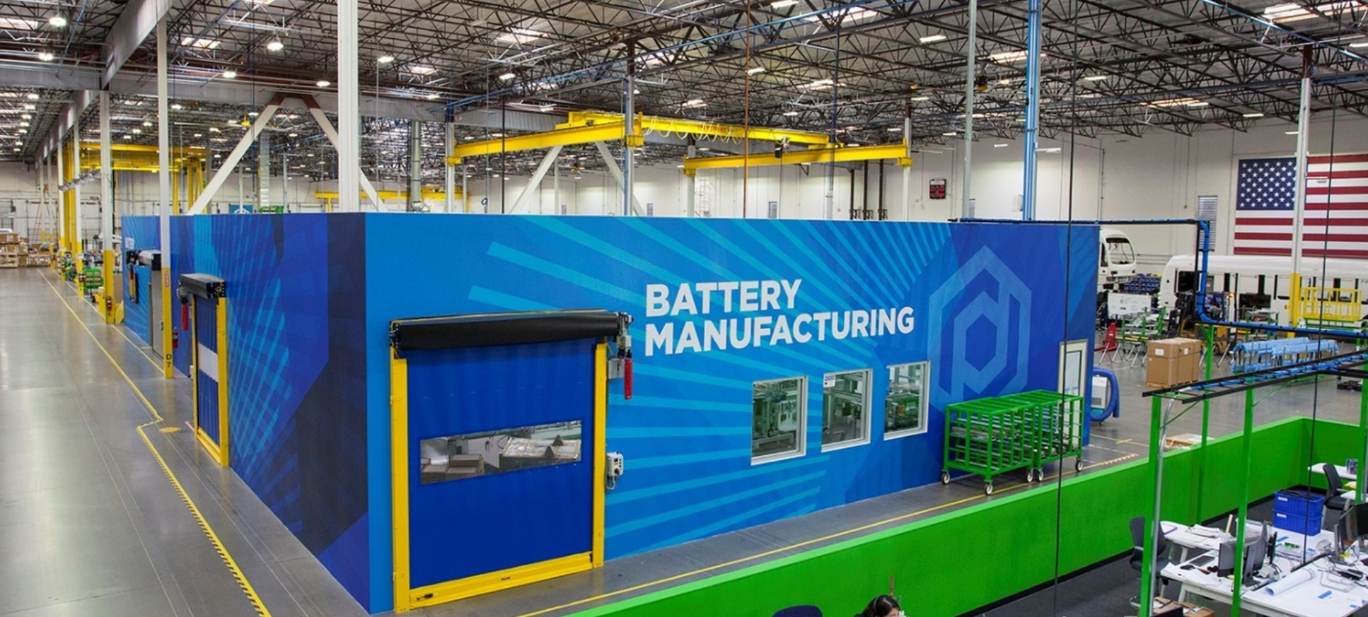 Electric Vehicle Manufacturer Opens Facility In Los Angeles County