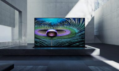 "CES 2021: It's Watching You; Sony's ""Thinking"" TV"