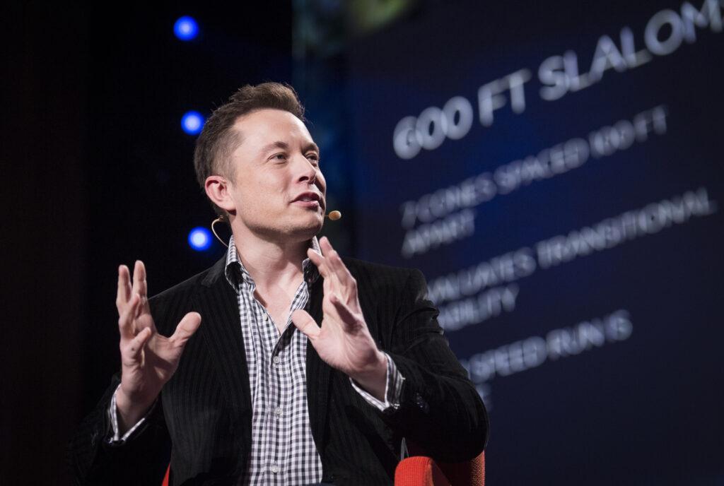 Elon Musk Tesla Space X