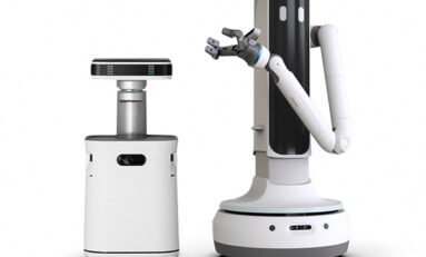 CES 2021: Samsung Debuts Robots to Help at Home