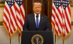 WATCH: President Donald Trump Releases Farewell Speech
