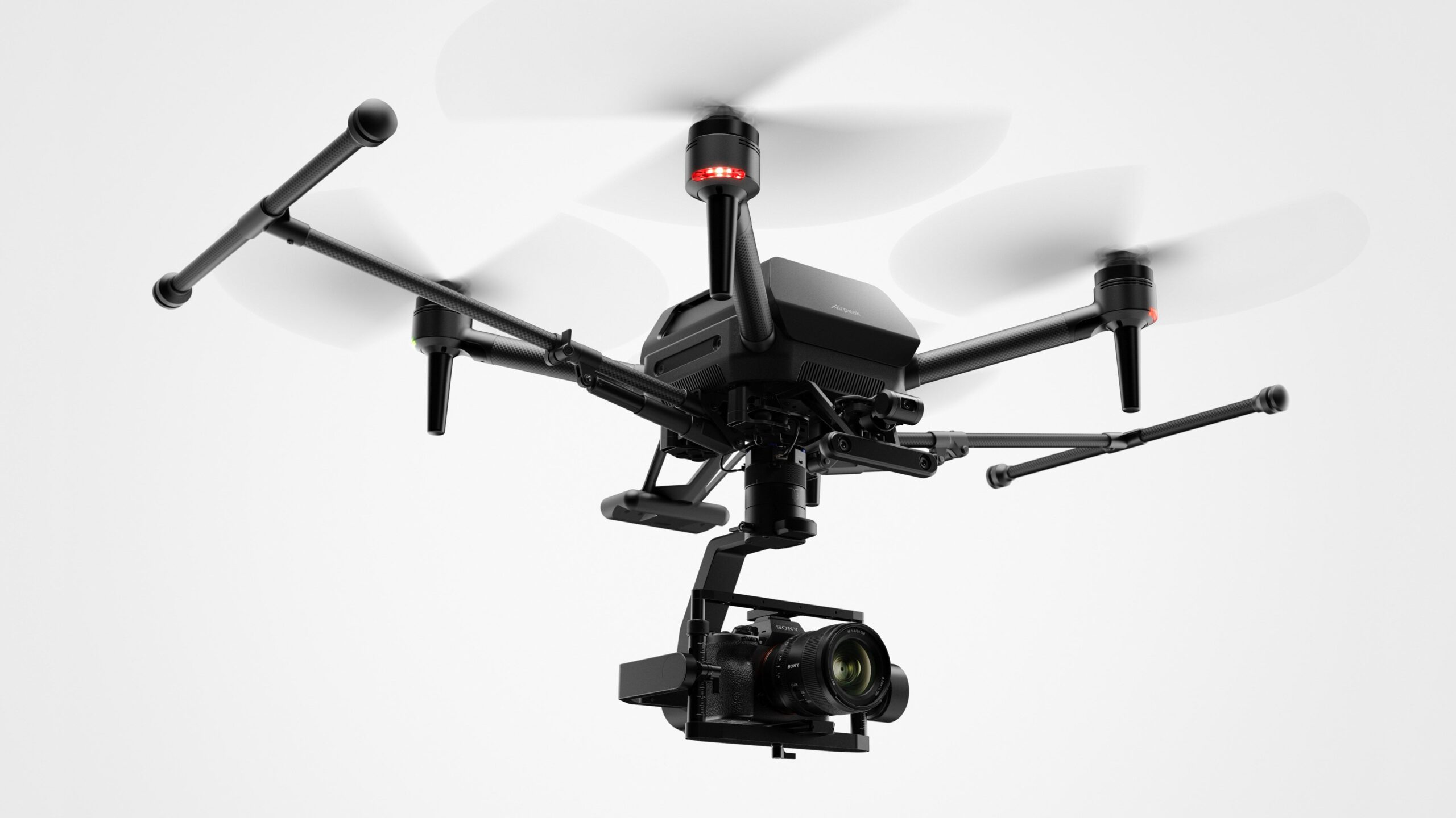 CES 2021: Sony Unveils its Airpeak Drone