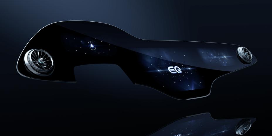 CES 2021: Mercedes-Benz presents the MBUX Hyperscreen