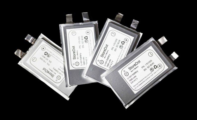 Israeli StoreDot Develops 5-Minute Charge Li-ion Car Battery