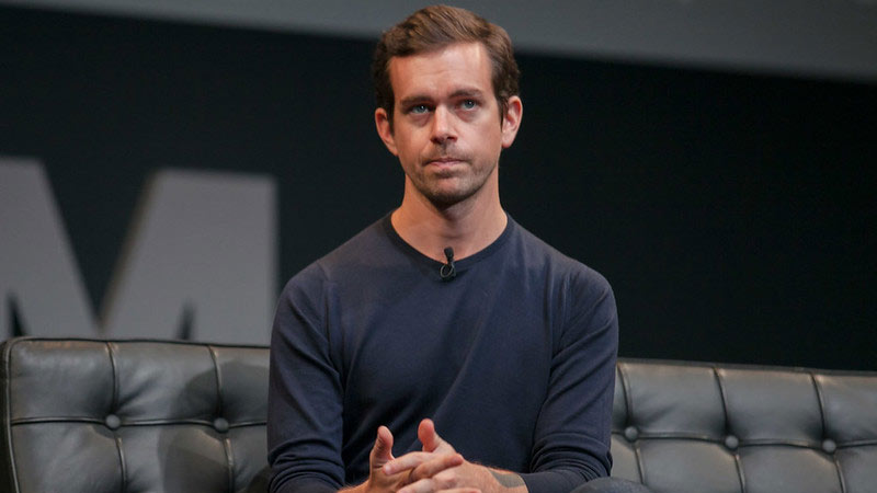 """Jack Dorsey Hoping History Remembers Him as """"The Square Guy"""" Instead"""