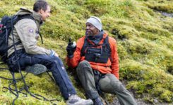 Catching Up With Bear Grylls