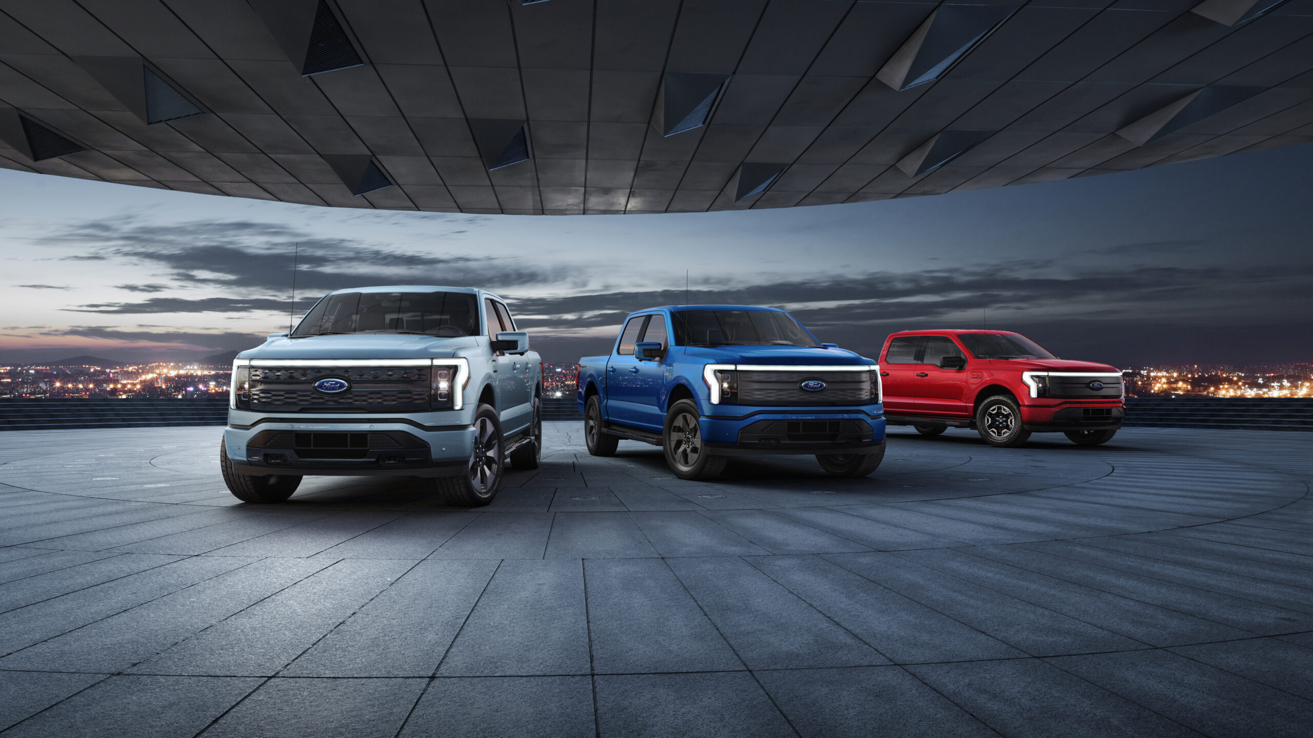 The F-150 Lightning — A First Impression of Ford's Electric Truck
