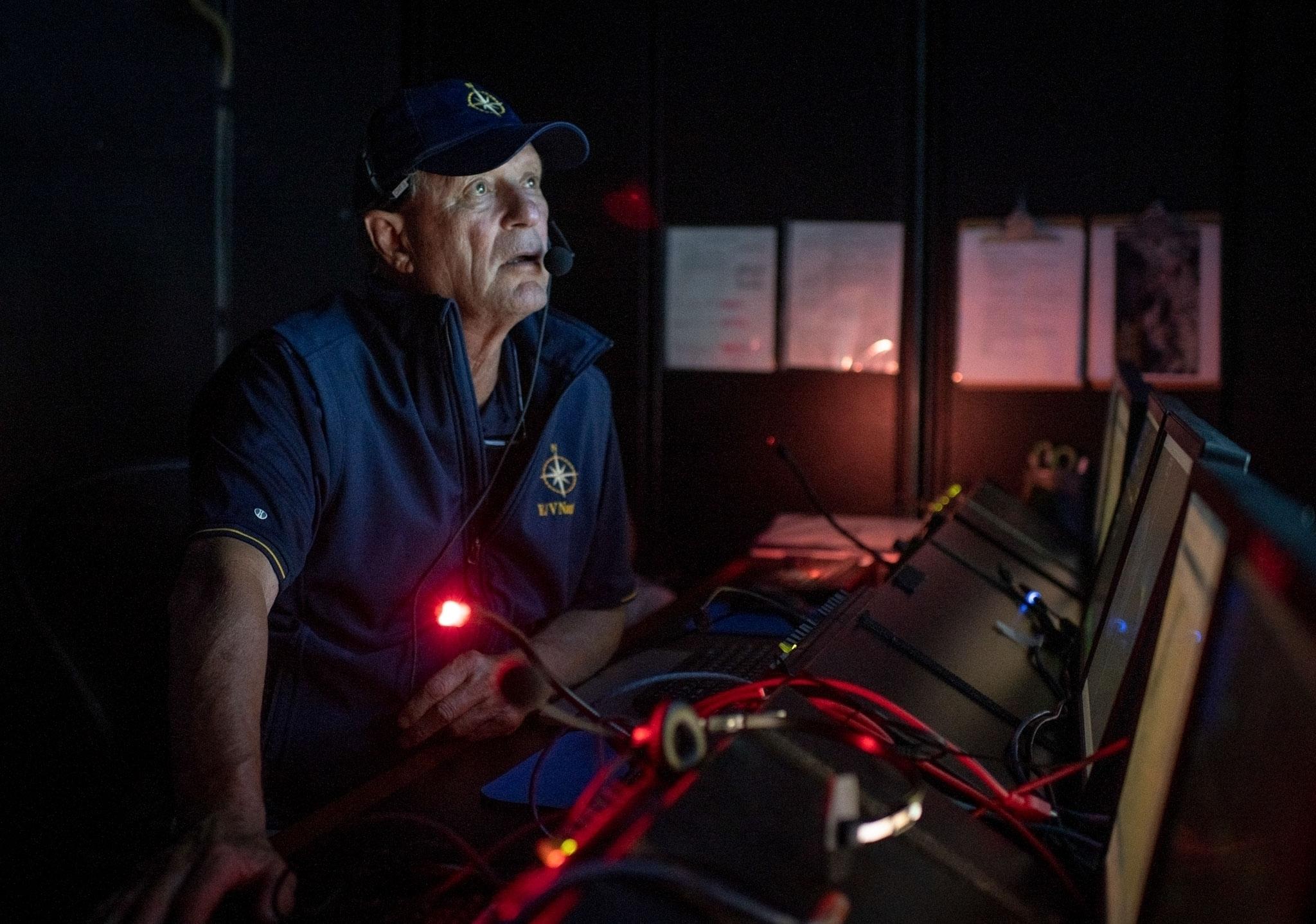 Explorer Bob Ballard — the Man Who Found Titanic — Talks Shipwrecks, Sea Creatures, STEM