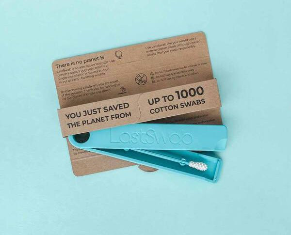 Sustainability in … Cotton Swabs?