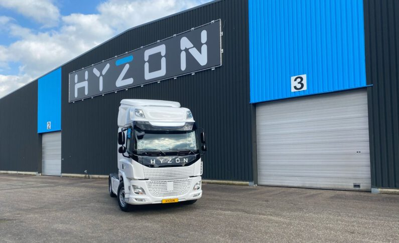 Hyzon Motors Partners with RenewH2 to Develop Widespread Liquid Hydrogen Fueling Stations