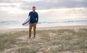 'Shark Beach with Chris Hemsworth': Charlie Huneveers Talks Shark Deterrents